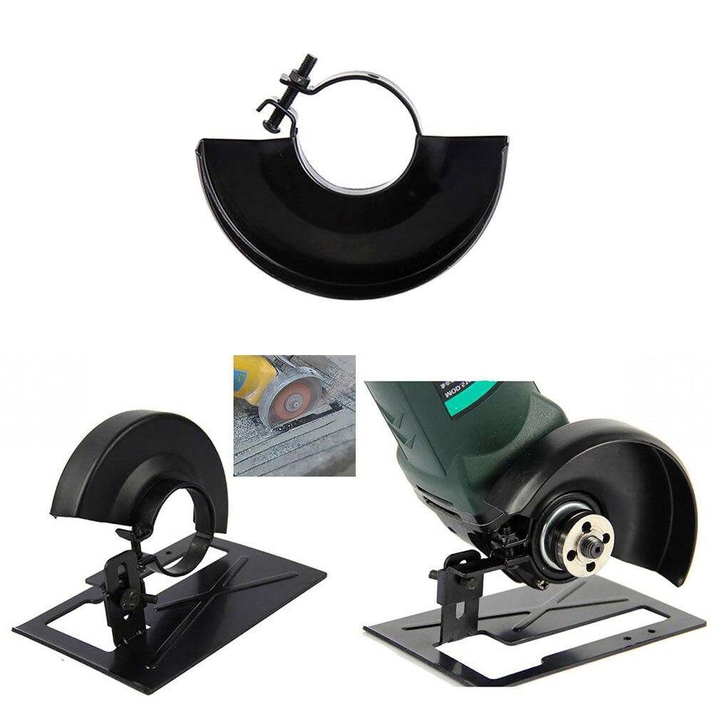 Couverture De Protection Meuleuse garde roue en métal noir pour meuleuse d/'angle