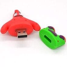 Patrick Star model 4gb 8gb 16gb usb Flash Drive pen drive