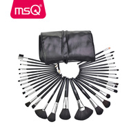 Brand MSQ 32Pcs Professional Sable Hair Makeup Brush Set For Beauty