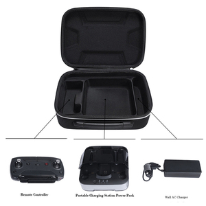 Image 3 - Water resistant Hard Drone Box for DJI Spark & Charger & Remote Controller Travel Carry Bag Storage Case Box Pouch for Charging