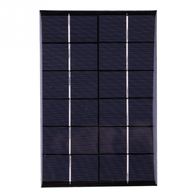 4.2W Solar Panel 6V Portable Mini Solar Power Panel Mobile Phones Electricity Supply Board Battery Charger