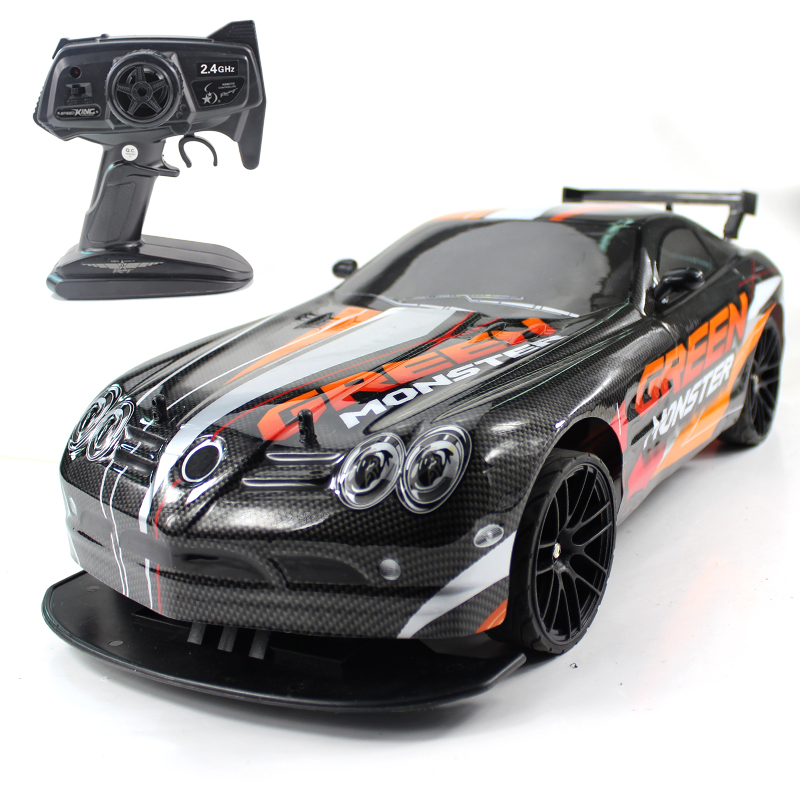 RC Auto Off Road Monster Truck Auto Fernbedienung 1:10 High Speed Racing Auto Klettern 2,4G 4CH 4WD elektrische Auto Fahrzeug Spielzeug Geschenk-in RC-Autos aus Spielzeug und Hobbys bei  Gruppe 2
