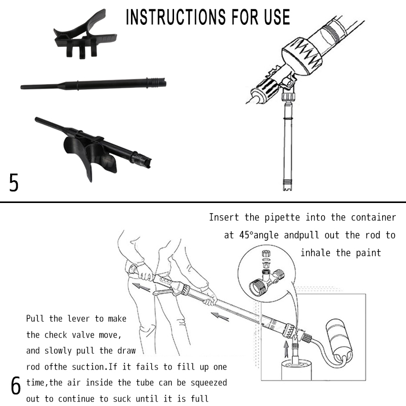 roller-Instructions for use