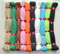 1MM Waxen Wax Cords Jewelry Bead String cotton Thread making Bracelet necklace 1roll/80meters