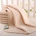 Algodón de color orgánico + impermeable de EVA capa con cambiador para bebés Bebe estera impermeable cambiador cojín de la orina sábanas para recién nacido