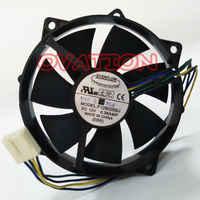 Computer PC CPU Cooler Fan For Everflow F129025SU DC 12V 4Pin 0.38A Heatsink cooling fan