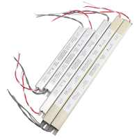 Metal LED Driver slim power supply DC12V AC 110V 220V to DC 12 V lighting transformers 3A 5A for Advertising Lighting box IL