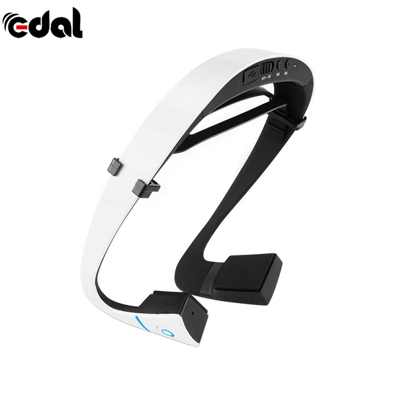 EDAL Sports Headphones Wireless Bluetooth Headset Bone Conduction Earphones Outdoor Hands Free with Mic For Running s wear windshear sport bone conduction bluetooth earphones with mic