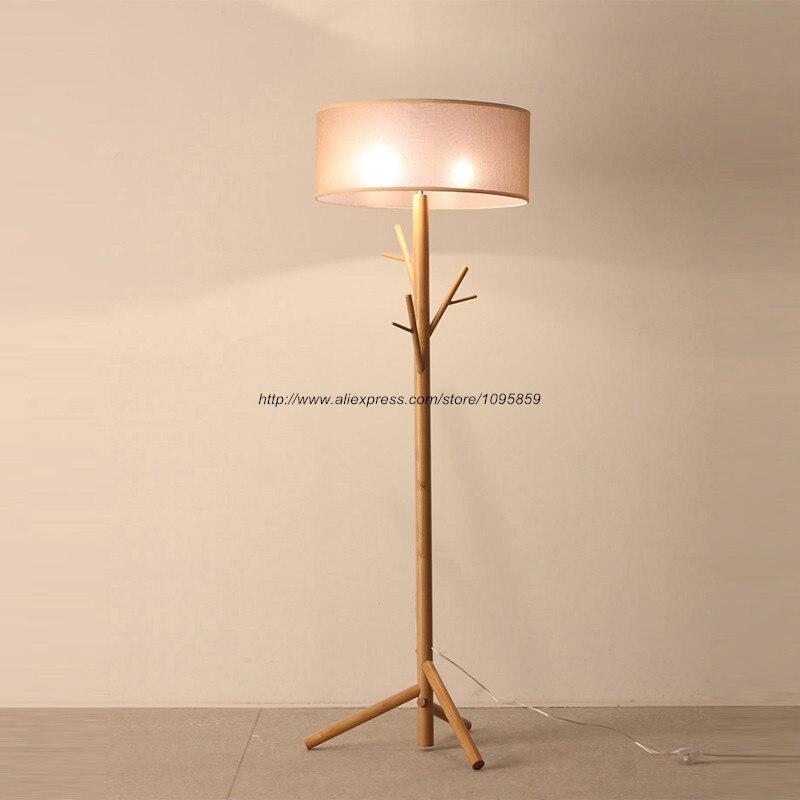 cheap floor lighting. Modern Tree Branch Wood Floor Lamps Lights Bedroom Coat Rack Grey Standard Bedside Lighting Cheap L