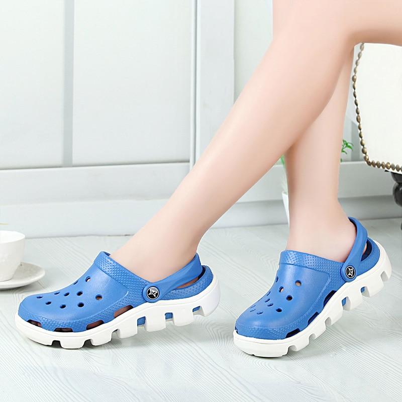 font b Women b font Sandals Summer Platform Shoes New 2016 Couples Sandals Candy Color