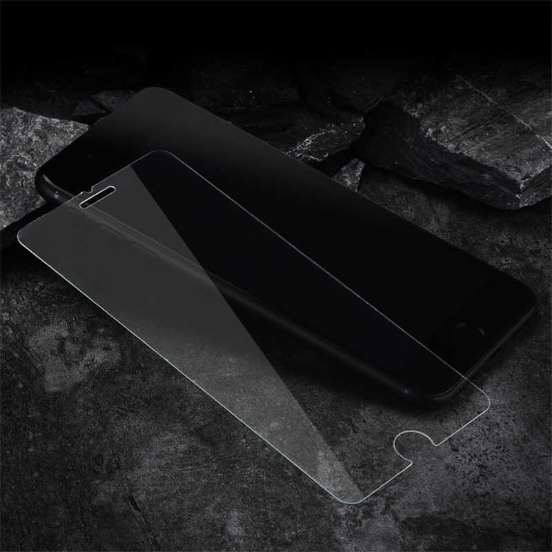 [2 Pack] Tempered Protective Glass For iphone 4S 5 SE Glass For iphone XR Glass For iphone 6 6s 7 8 Plus X Screen Protector 2.5D