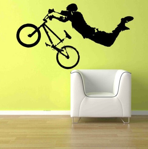 Online Get Cheap Athletic Decor Aliexpresscom Alibaba Group - Sporting wall decals