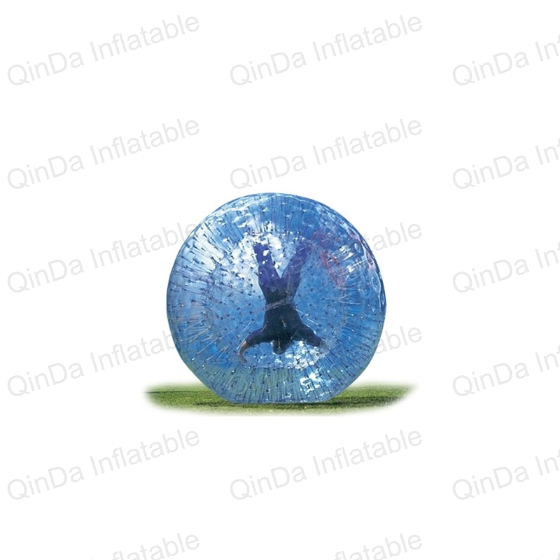 0.8mm PVC Inflatable Zorb Ball 2.8m Dia Inflatable Human Hamster ball Running Ball Water Ball