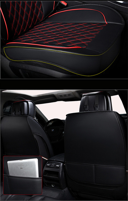 Nuevo de lujo de cuero PU de buena calidad universal de cubiertas de asiento de coche para Mercedes Benz c200 w212 A180 B200 c300 Clase E GLA sobre las S500 GLK