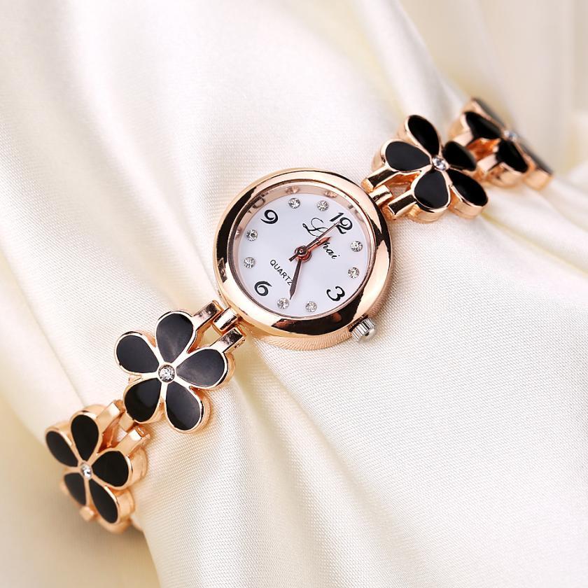 Bracelet Watch Relogio Feminino Watch Women Fashion Montre Femme Women Watches Quartz-Watch Wristwatches 2016 yazole brand watches men women quartz watch female male wristwatches quartz watch relogio masculino feminino montre femme