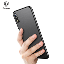 Baseus Super Super Thin Wing Case For iPhone Xs Xs Max XR 2018 Cases Hard PP Bac