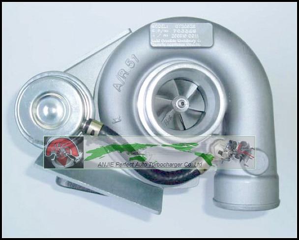 Turbo GT2052S 703389 703389-0001 703389-0002 28230-41450 28230-41431 For Hyundai Truck Chrorus bus HD72 3.3L D4AL Turbocharger  цены