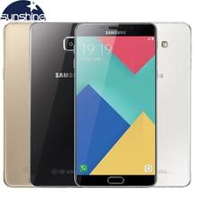 """Оригинальный Samsung Galaxy A9 A9000 Восьмиядерный LTE dual sim телефон 6.0 """"13MP Оперативная память 3 г Встроенная память 32 г 4000 мАч NFC мобильный телефон"""