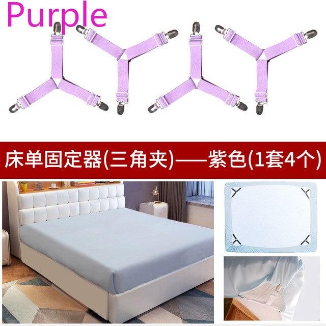 Purple clip