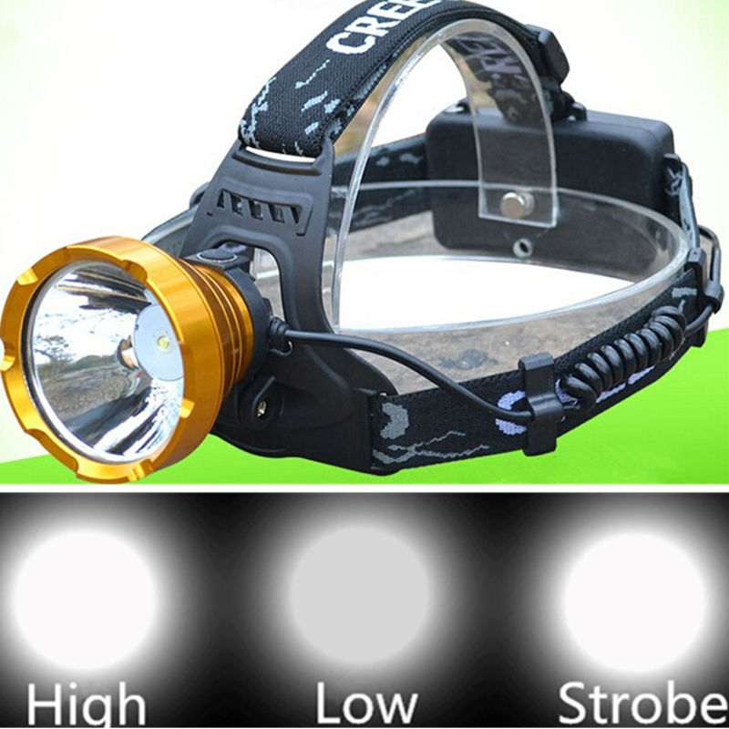 High Power Q5 LED Headlamp Head Torch Lamp Rechargeable 3 modes LED Flashlight linterna Frontal For Hunting Fishing Camping hunting friends high power led headlamp led rechargeable head flashlight waterproof head lamp for fishing hunting camping