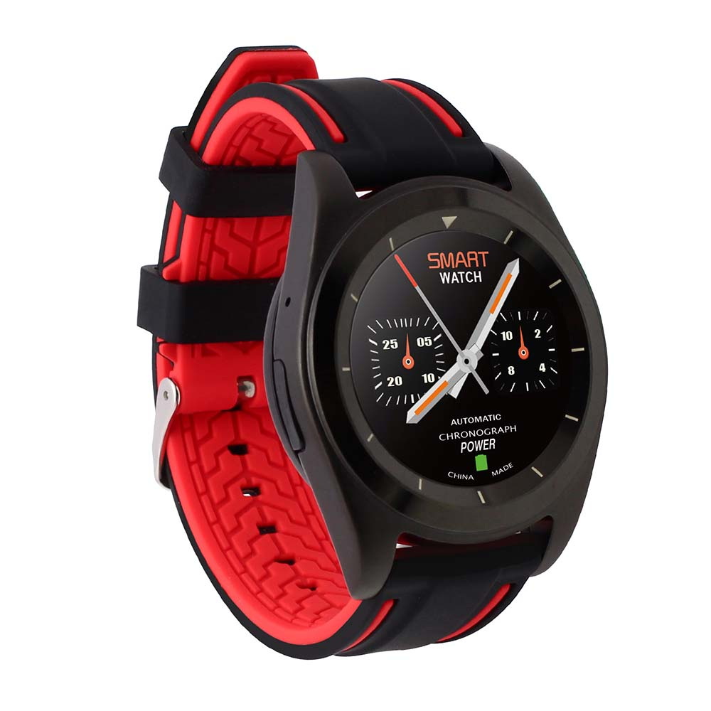 № 1 G6 Bluetooth часы MTK2502 SmartWatch Спорт Bluetooth 4.0 Фитнес трекер вызов Бег сердечного ритма Мониторы для iOS и Android
