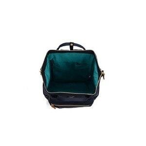 Image 5 - Yeni moda anello yüzük okul sırt çantası 15.6 inç tuval laptop yüzük paketi japonya marka genç erkekler ve kadınlar sırt çantası