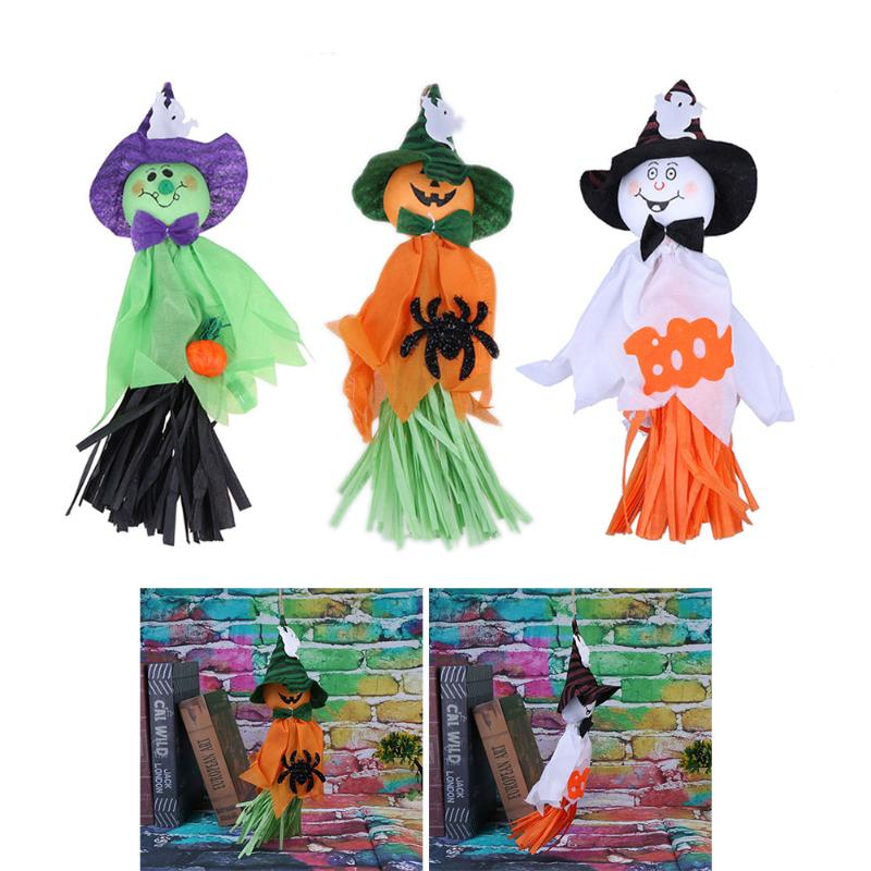 halloween decorations ghost the grass ghosts store hotel bar haunted house pendant ornament halloween kids toys - Halloween Decorations Store