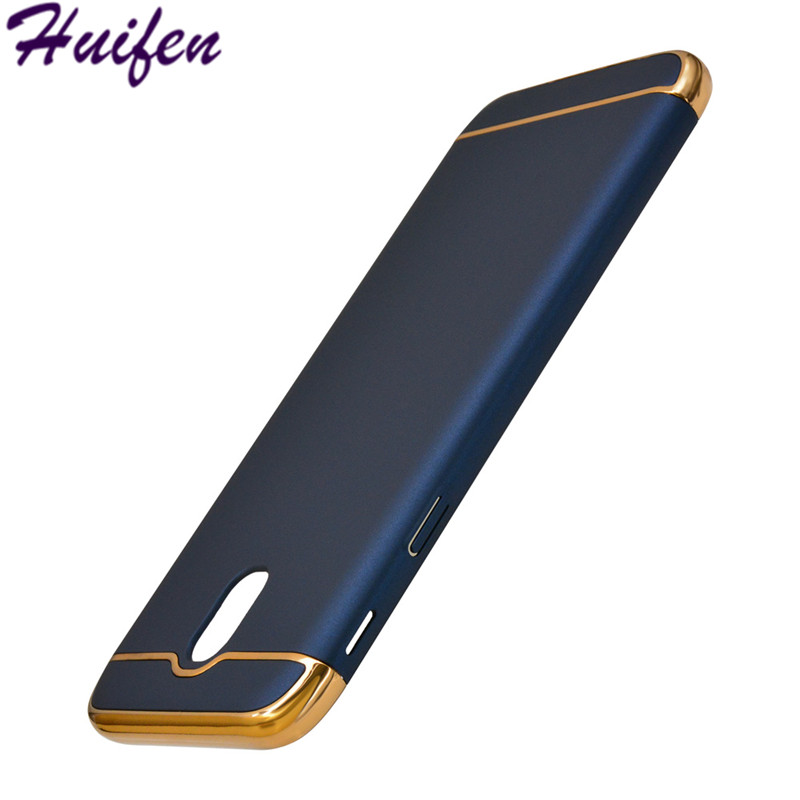 For Xiaomi Redmi Note 5 Pro Case Note5 Pro Luxury Cover Electronic ...
