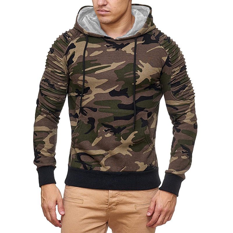 Camouflage Hoodies  4