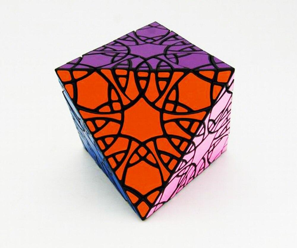 Verypuzzle Trèfle Octaèdre Fragmention cube magique Jouets Éducatifs Cube Magique - 2