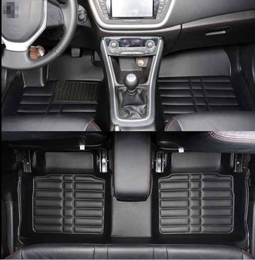Good quality! Custom special car floor mats for Nissan Juke 2016-2009 waterproof durable carpets for Juke 2013,Free shipping
