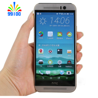 Refurbished Original HTC ONE M9 5.0INCH Unlocked Cell phone Qualcomm810 Octa-core 3GB RAM 32GB/64GB 1