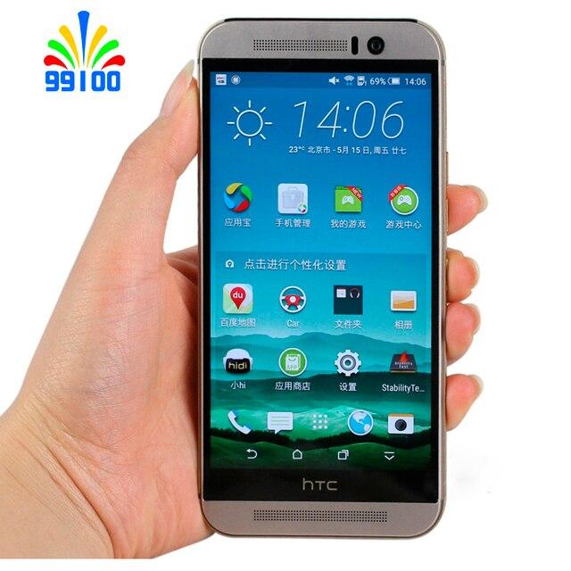هاتف محمول أصلي HTC ONE M9 5.0 بوصة مفتوح Qualcomm810 ثماني النواة 3GB RAM 32 GB/64 GB