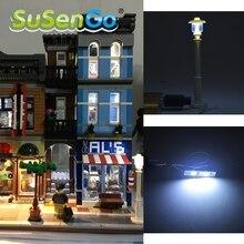 SuSenGo LED light up kit Creator series Blocks Model Accessories Toys Set