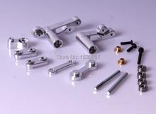 1/5 rc car baja 5B CNC alloy steering components set  free shipping
