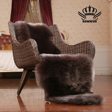 Check Discount ROWNFUR Imitation Wool rugs for home fur Carpets  tapetes  alfombras for kids room  living room very warm high quality fur mats
