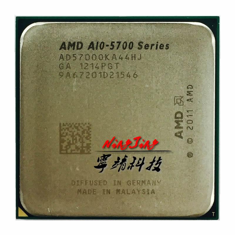 Amd A10 5700 A10 5700 Karat 3,4 Ghz Sockel Fm2 Quad-core Cpu Ad5700oka44hj Cpu