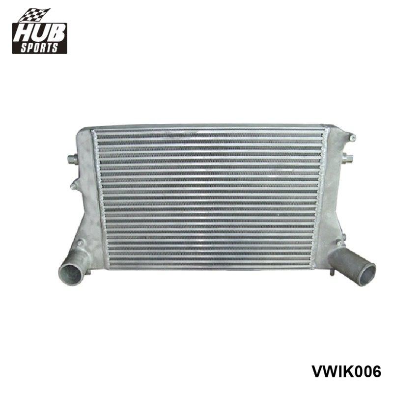 Turbo Intercooler Kit For 06-10 VW GTI Jetta mk5 mk6 /for Audi A3 fsi tsi 2.0t HU-VWIK006 silicone radiator coolant hose for vw golf mk6 gti 2 0 turbo tsi ccza 08 15