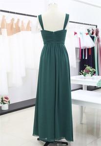 Image 5 - Vestido plissado para dama de honra, vestido plissado para festa de casamento 2020