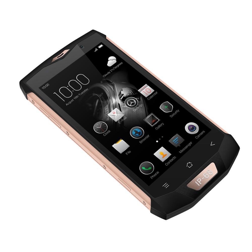 Blackview BV8000 Pro 5inch 4G Smartphone FHD Waterproof Quick Charge NFC Cellphones Octa-Core 6GB+64GB Fingerprint 16.0MP Camera