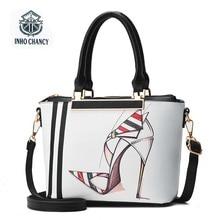 Mode luxus Flor Impresso handtaschen frauen taschen designer Retro handtasche frauen berühmte marken Michael INHO CHANCY bolsa feminina