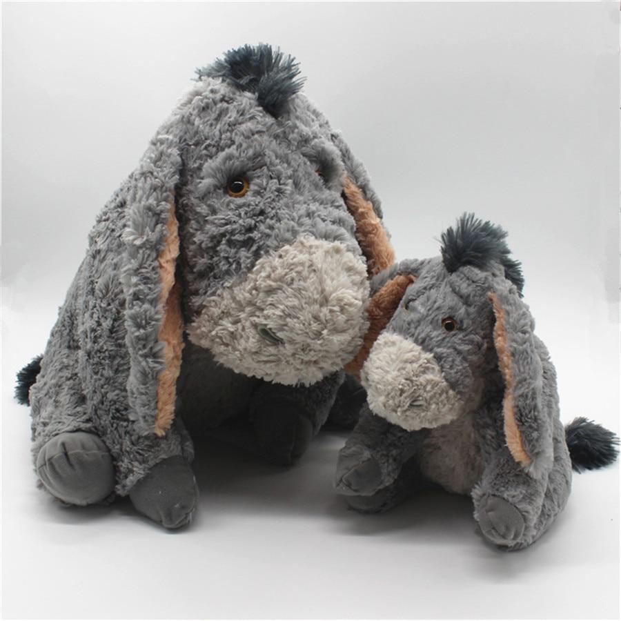 1 Piece Robin Friends Eeyore Donkey Plush Soft Doll Eeyore Cute Stuffed Baby Soft Toys