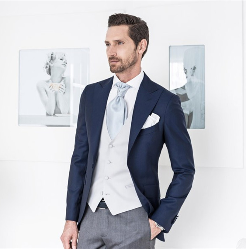 Golden Fleece® Blue and Navy Plaid Suit $ Free Standard Shipping on orders $ or more Made in the USA or Italy, our high-quality men's suits are available in a variety of modern and classic styles to suit any occasion and personal taste. Pair with one of our non-iron shirts and wear for business or dressed-up personal.