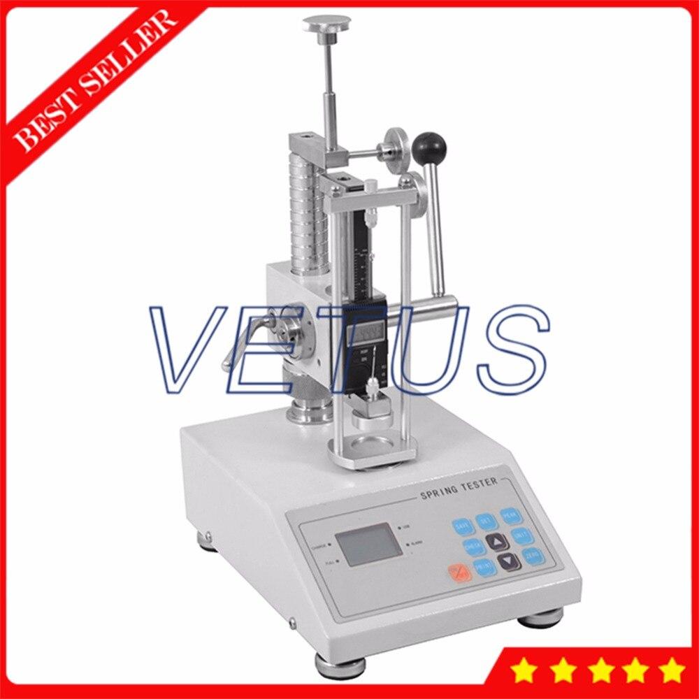 20N/2 kg/4.5Lb Printemps Traction Machine D'essai De Compression Printemps Extension De Compression Outil De Mesure sans Imprimante ATH-20