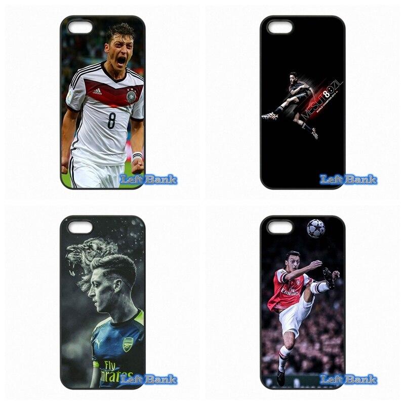For Xiaomi Redmi 2 3 3S Note 2 3 Pro Mi2 Mi3 Mi4 Mi4i Mi4C Mi5 Mi MAX Mesut Ozil Soccer Star Case Cover