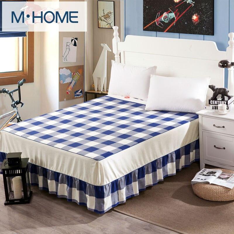 Online Get Cheap Skirted Bedspread Aliexpress Com