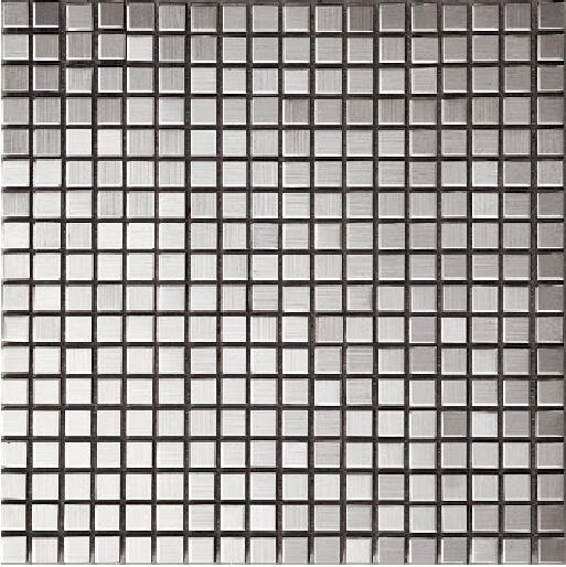 US $188.5 |Sqaure edelstahl metall mosaik fliesen küche backsplash  badezimmer wandfliesen dusche hintergrund dekorative wandfliese in Sqaure  edelstahl ...