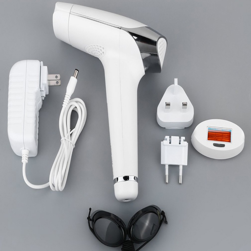 Professional Permanent Laser Hair Removal Machine Lescolton Pulsed Light Deletion Hair Ipl Laser Epilator Women Depilator