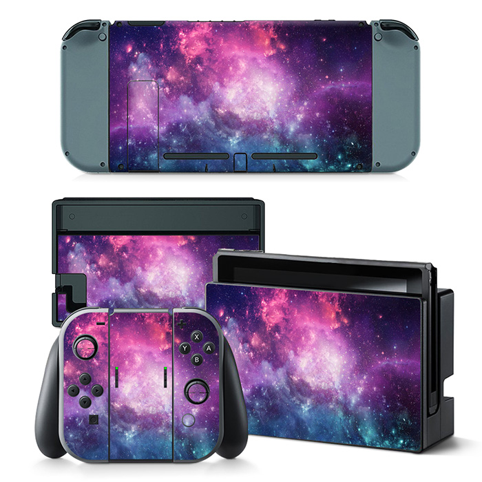 Sky design For Nintend Switch console and controller sticker For Nintend Switch Skin Sticker NS Game Console Vinyl Sticker--0063 1
