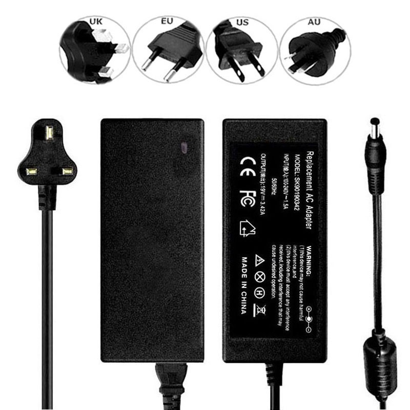 LAPTOP CHARGER ADAPTER FOR TOSHIBA SATELLITE C50 A 1CK C50D